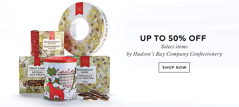 Save 20% Hudson's Bay Company Confectionery