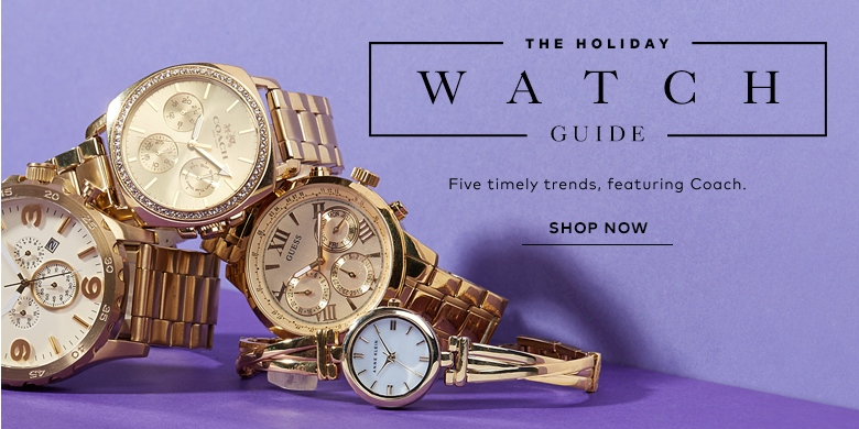 The Holiday Watch Guide