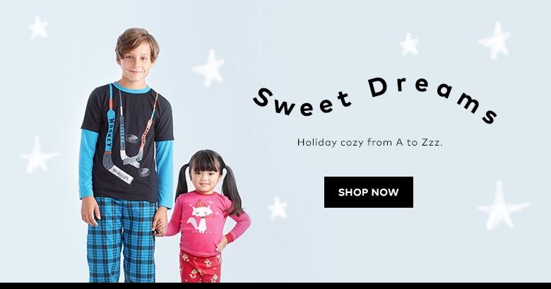 Sweet Dreams - sleepwear