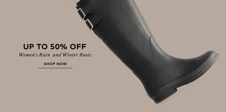 Womens Rain and Winter Boots