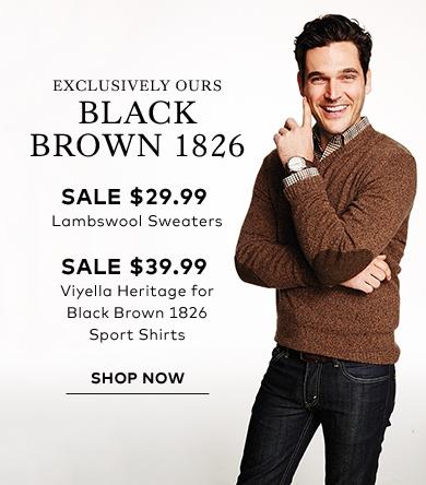 Shop Black Brown