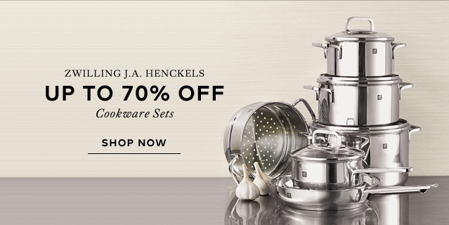 Save on Cookware