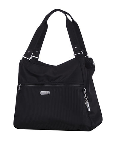 Beside-U Endeavor Raine RFID-Protected Tote-BLACK-One Size