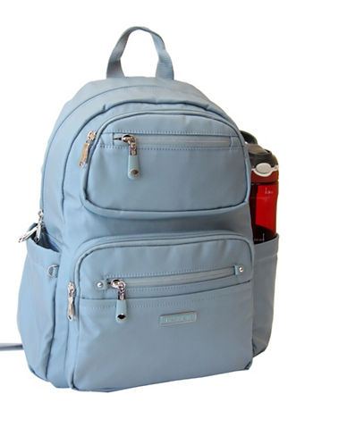 Beside-U Armarillo Lia RFID Protection Backpack-BLUE-One Size