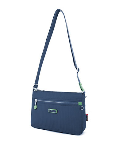 Beside-U Kassie RFID Protected Crossbody-ORION BLUE-One Size