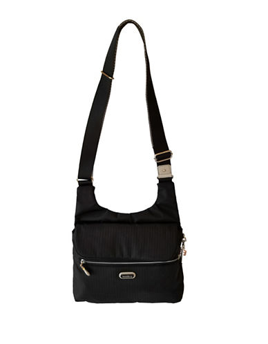 Beside-U Hoshi RFID Protected Crossbody-BLACK-One Size