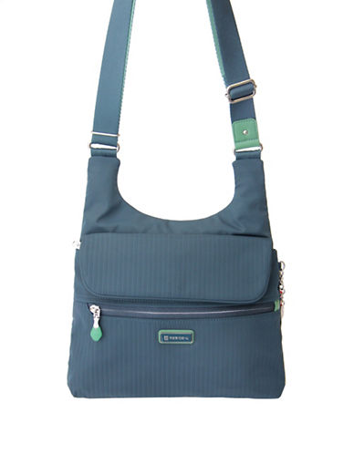 Beside-U Hoshi RFID Protected Crossbody-ORION BLUE-One Size
