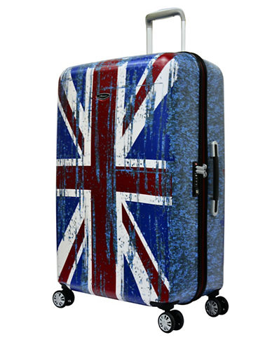 Eminent Flag 30-Inch Trolley Bag-BLUE-28
