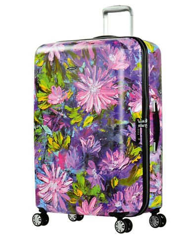 Eminent Bloom 30-Inch Trolley Bag-PINK-28