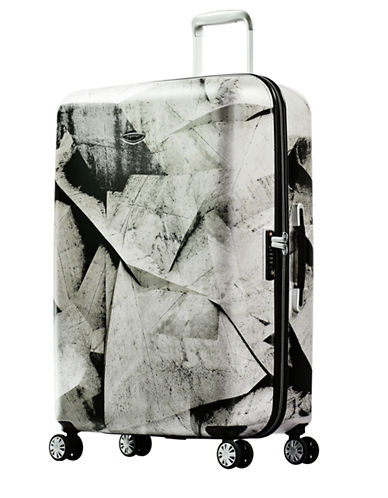Eminent Printed 30-Inch Trolley Bag-BLACK-28
