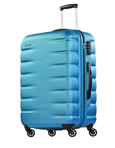 Eminent Voyager VII 24-Inch Packing Case Trolley Bag-BLUE-24