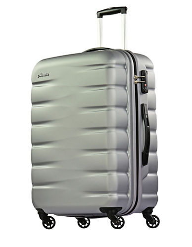 Eminent Voyager VII 24-Inch Packing Case Trolley Bag-SILVER-24