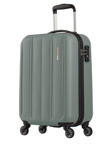 Eminent Voyager I 28-Inch Zipper Trolley-GREEN-20