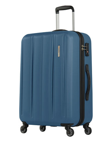 Eminent Voyager I 28-Inch Zipper Trolley-BLUE-24