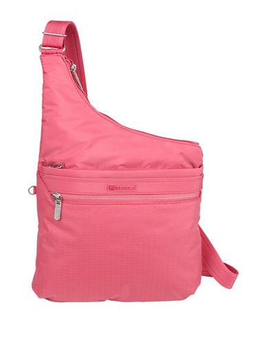 Beside-U Deasia Travel Crossbody Bag-PINK-One Size