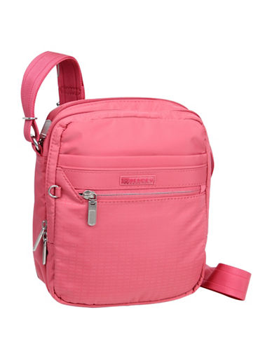 Beside-U Haleigh Travel Crossbody Bag-PINK-One Size