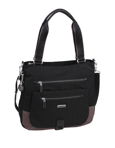 Beside-U Mia Travel Tote-BLACK-One Size