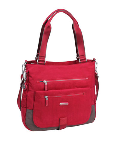 Beside-U Mia Travel Tote-RED-One Size