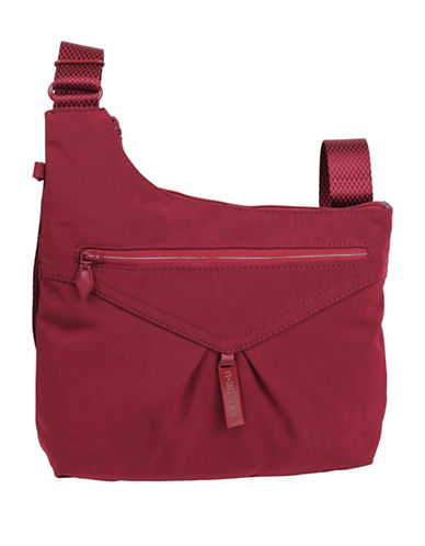 Beside-U Ella Travel Crossbody Bag-RED-One Size