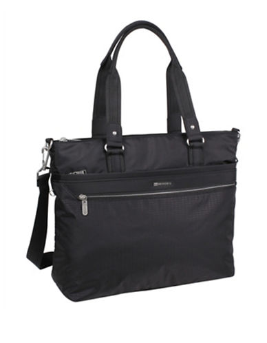 Beside-U Creed Luisa RFID-Protected Tote-BLACK-One Size 88850429_BLACK_One Size