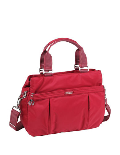 Beside-U Breonna Travel Crossbody Bag-RED-One Size