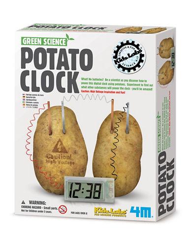 4m Potato Clock-ASSORTED-One Size