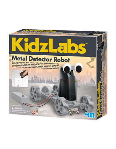 4m Metal Detector Robot-ASSORTED-One Size