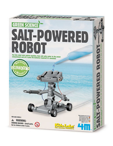 4m Salt Water Robot-ASSORTED-One Size