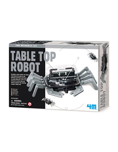 4m Tabletop Robot-ASSORTED-One Size 89164226_ASSORTED_One Size