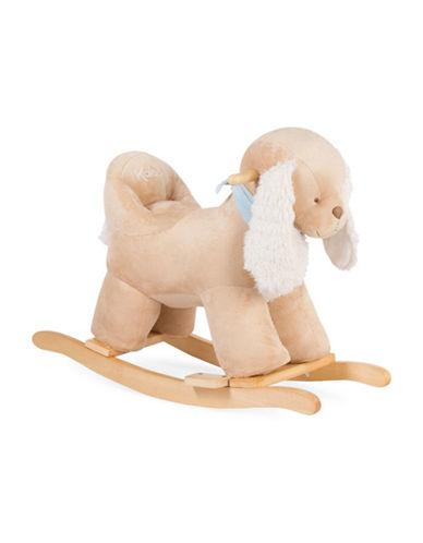 Kaloo Rocking Puppy-BEIGE-One Size