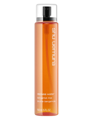 Shu Uemura Depsea Water Bergamot Facial Mist-NO COLOUR-One Size