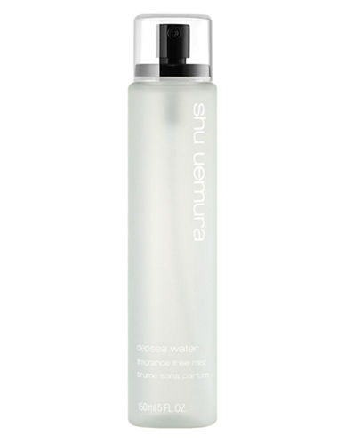 Shu Uemura Depsea Water Fragrance-Free Facial Mist-NO COLOUR-One Size