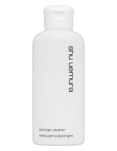 Shu Uemura Sponge Cleaner-NO COLOUR-125 ml