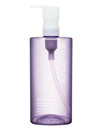Shu Uemura Blanc: Chroma Cleansing Oil 450ml-NO COLOUR-450 ml