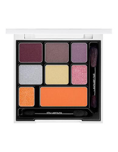 Shu Uemura Maison Kitsune Indigo Eye and Cheek Palette-RED-One Size