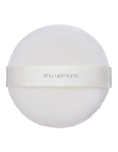 Shu Uemura Lightbulb Face Powder Puff-NO COLOUR-One Size