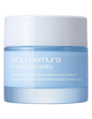 Shu Uemura Maxi Hydrability Essence-In Cream-NO COLOUR-50 ml
