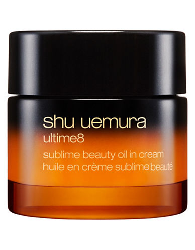 Shu Uemura Ultime8 Sublime Beauty Oil in Cream-NO COLOUR-One Size