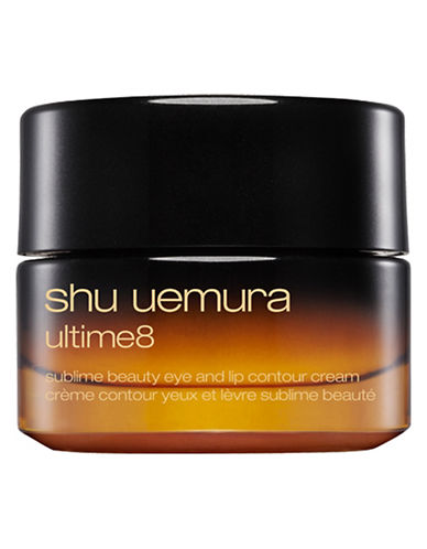 Shu Uemura Ultime8 Eye Lip Cream-NO COLOUR-15 ml