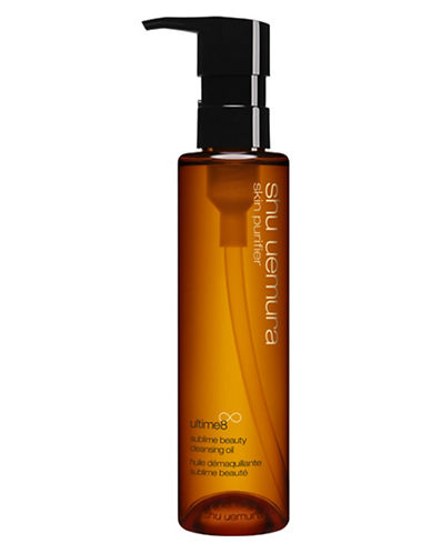 Shu Uemura Ultime8 Cleansing Oil-NO COLOUR-150 ml