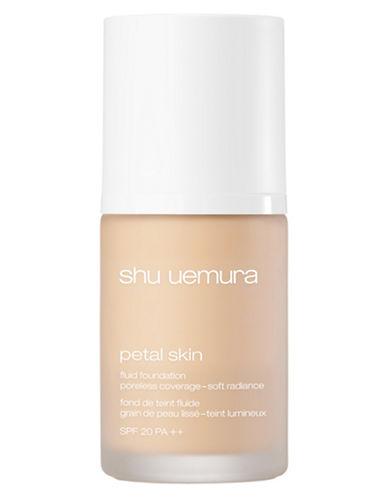 Shu Uemura Petal Skin Fluid Foundation-364 MEDIUM LIGHT AMBER-One Size
