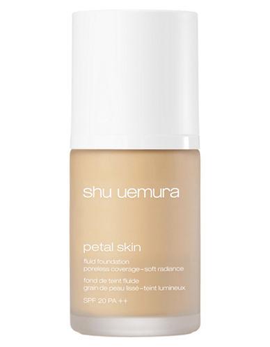 Shu Uemura Petal Skin Fluid Foundation-554 MEDIUM SAND-One Size