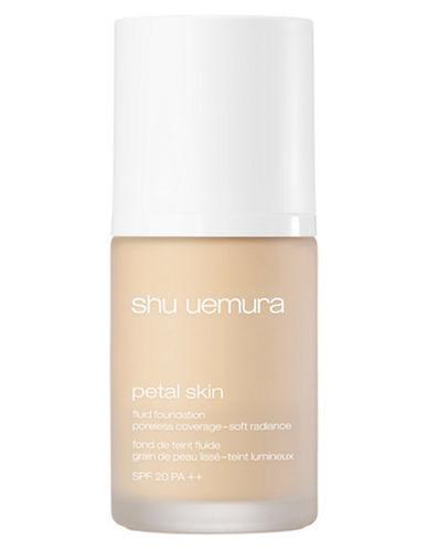Shu Uemura Petal Skin Fluid Foundation-574 LIGHT SAND-One Size