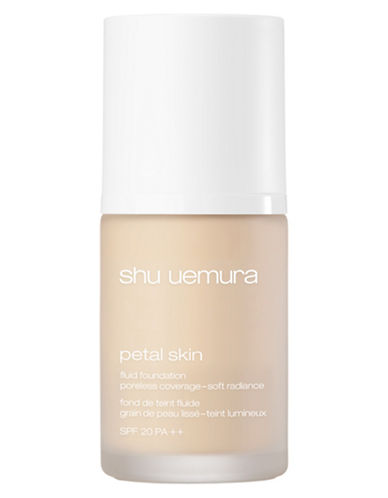 Shu Uemura Petal Skin Fluid Foundation-584 FAIR SAND-One Size