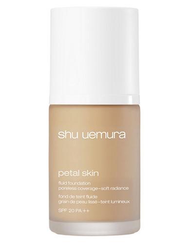 Shu Uemura Petal Skin Fluid Foundation-744 MODERATE BEIGE-One Size