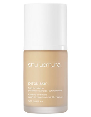 Shu Uemura Petal Skin Fluid Foundation-754 MEDIUM BEIGE-One Size