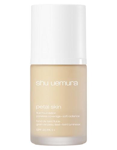 Shu Uemura Petal Skin Fluid Foundation-774 LIGHT BEIGE-One Size