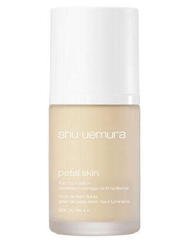 Shu Uemura Petal Skin Fluid Foundation-784 FAIR BEIGE-One Size