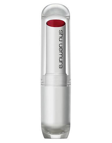 Shu Uemura Rouge Unlimited Supreme Matte Lipstick-RED 187-One Size