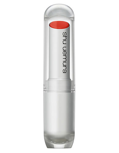 Shu Uemura Rouge Unlimited Supreme Matte Lipstick-ORANGE 550-One Size
